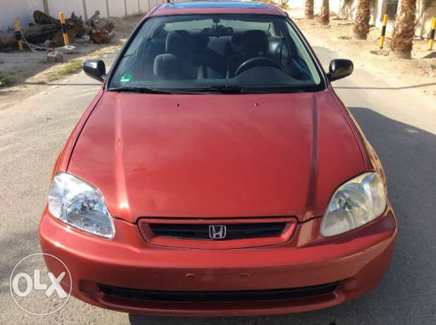 For Sale 1995 Honda Civic Coupe Germany Specification