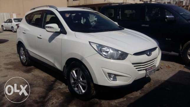 Hyundai Tucson 2013 model