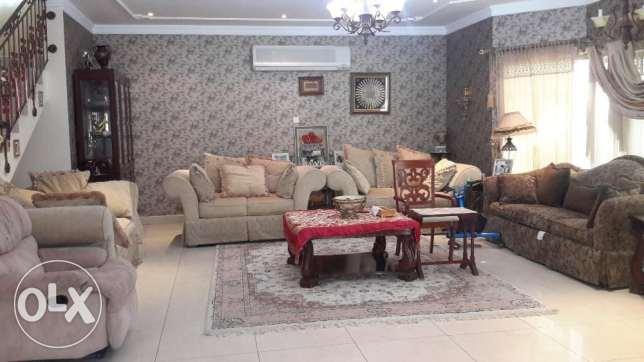 Nice and luxury villa for sale in Sanad Bhd.240K/-