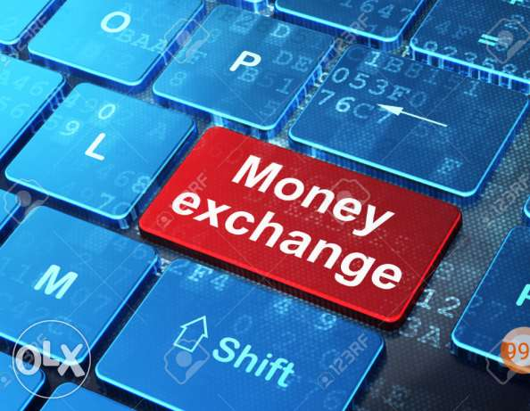 For sale money exchange shop للبيع محل صرافة