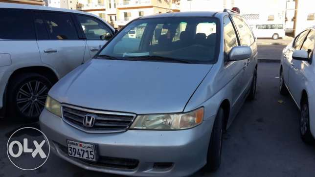 Good condition HONDA ODYSSEY for sale