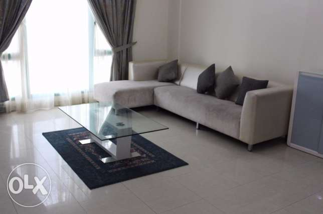 Juffair apartment for rent 2 bedroom fully furnished