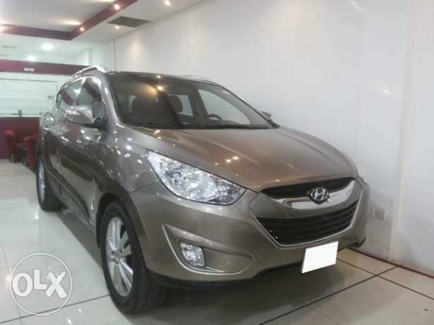 Hyundai Tucson 2011 Full Option هيونداي توكسون