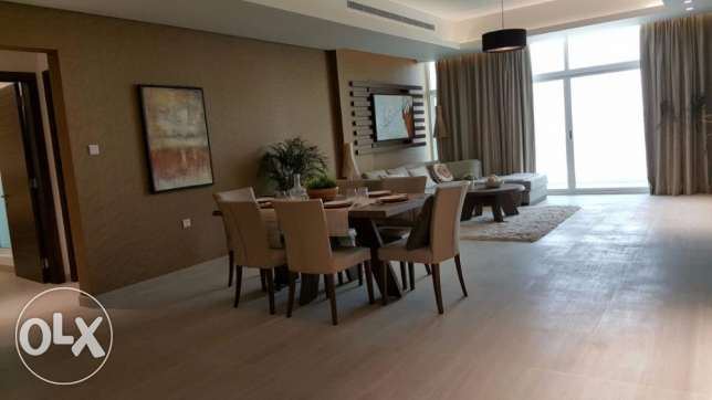 2 Bedroom stunning Apartment in Amwaj fully furnished incl جزر امواج  -  4