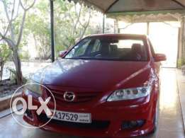 *** For Sale Mazda 6 – 2004 ( Sport Edition ) ***