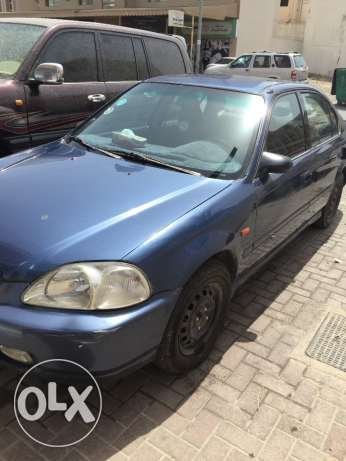 Honda Civic 98 Full Automatic