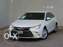 Toyota Camry 2016 White For Sale