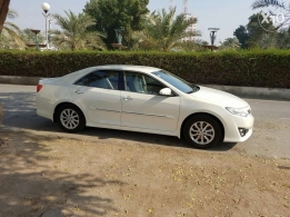 For sale toyota camry glx 2012