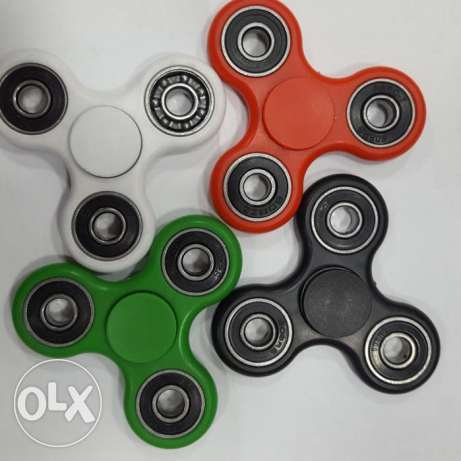 Fidget spinners at 1 bd