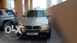 For Sale BMW X3 3.0SI Full option, Excellent Condition Expat owned