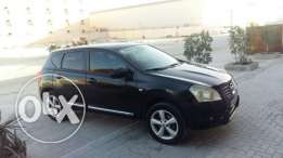 Nissan Qashqai 2008 model for sale. Expat owner.