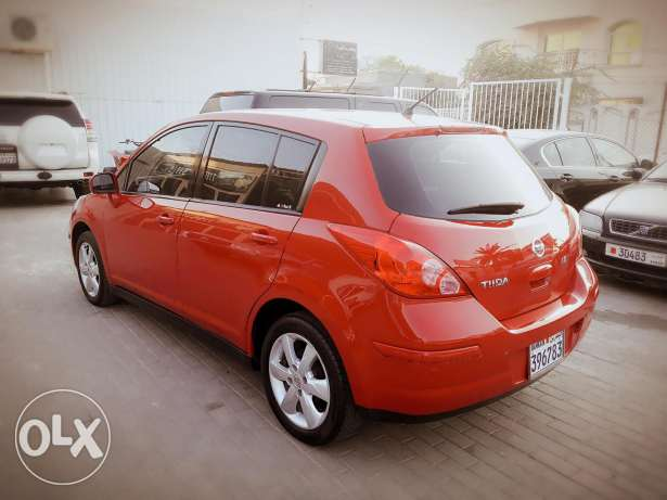 Nissan tiida Hatchpack 1.8 2012 model for sale cash and down payment .
