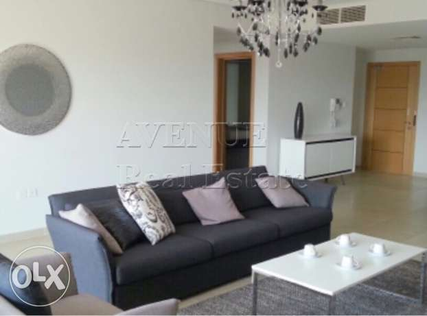 Amwaj: Luxury and Contemporary 1 BR Apartment next to Lagoon Park!