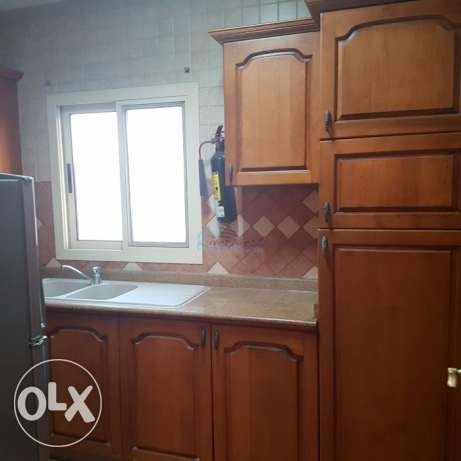 Furnished spacious two bedroom apartments العدلية -  4