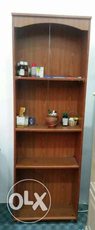 4 shelf cupboard