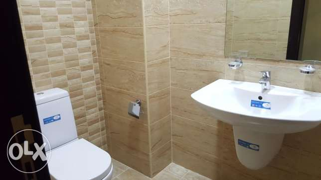 Semi furnished 3 BR apartment in Janabiyah with Wordrobes