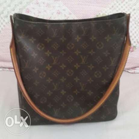 Used Louis Vuitton looping GM