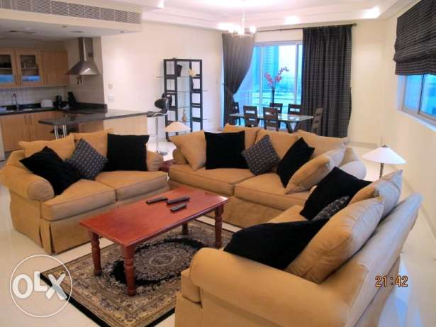 2BR Apartment for Rent in Amwaj Direct from Owner