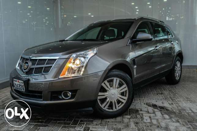 Cadillac SRX 2012 V6 full option