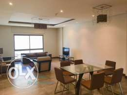 Amwaj: Luxury 2 BR Flat with Free Membership at Meena-7 Fitness Club