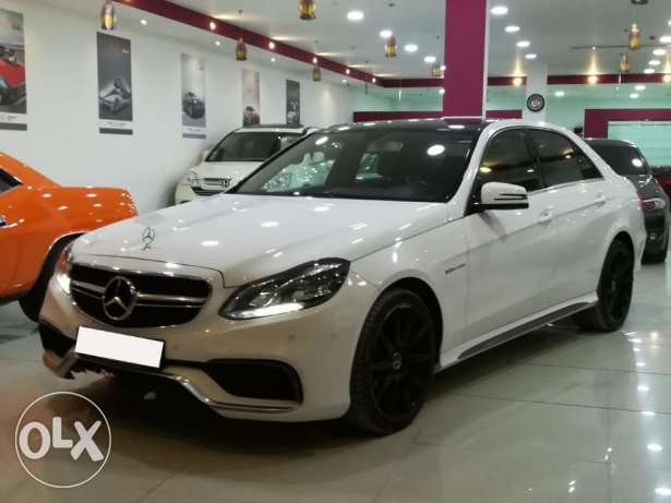 Mercedes E200 Body Kit E63 Model 2014 Ramdan Offer 9700 Only