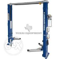 2 and 4 Post Car Lifts, Texas Equipment Brand, Very Clean