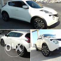 Juke full option turbocharged 2015