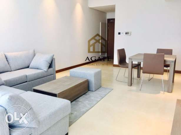 Brand new apartment for rent in Sanabis