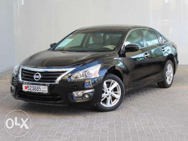 Nissan Altima 2.5 SV 2015 Black For Sale