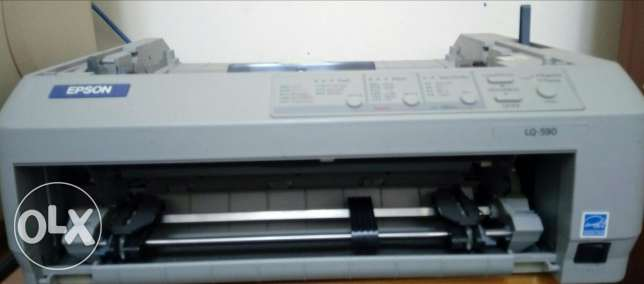 EPSON LQ590 Dotmatric printer