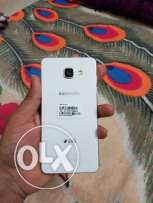 Samsung A5 2016 2 month use only with bin hindi 2 year warranty