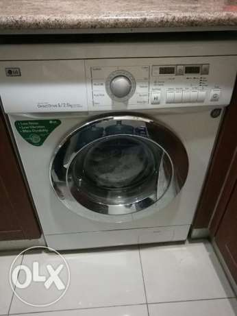 washing machine (LG)