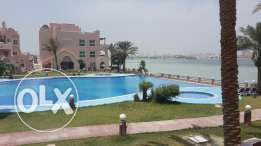 Sea view 3 BR flat / Tubli / Balcony / Garden