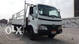 Toyota Dyna Truck 6 Wheel Manual Transmutation Good Condition 2007