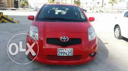 Toyota yaris model 2008**