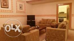 fully furnished apartment saar