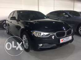BMW 316 year 2015 ONLY 9000 KM WARRANTY 2 YEARS