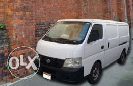 Niisan Urvan goods mini bus for sale 2004 model