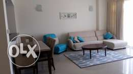 2 Bedrooms apartment with modern furniture fully furnished