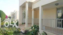 SRA30 3br semi furnished villa for rent close to saar mosque