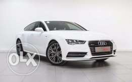 Audi Approved A7 White 50 TFSI low kms