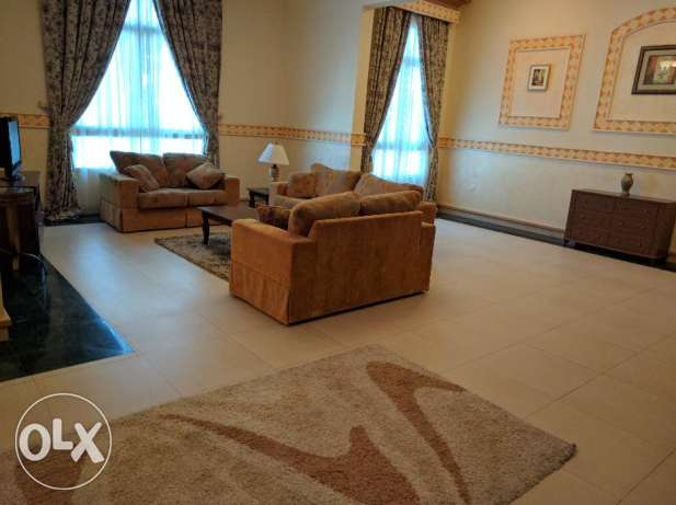 3 Bedroom fully furnished flat for rent - all inclusive