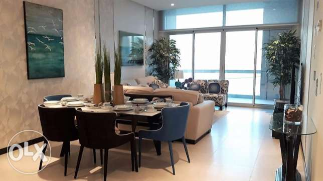 Brand new 3 bed Luxury apartment in Reef Island.