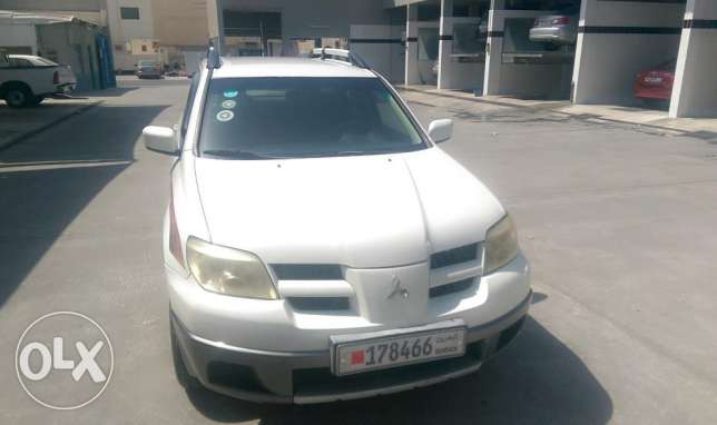 2007 Mitsubishi Outlander for Sale القضيبية -  4