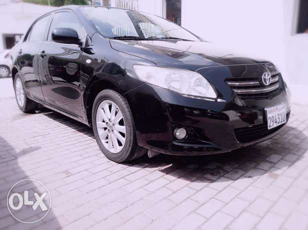 Today deal Toyota corolla 1.8 gli full option for sale singl used