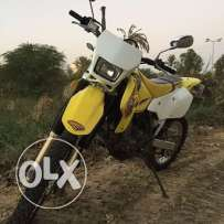 2005 Suzuki Trail DR400 for sale. Excellent condition