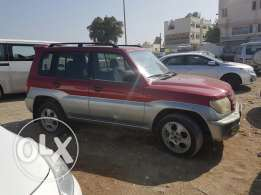 Pajero io mini 5door