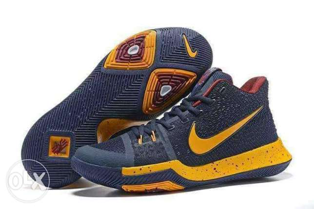 Kyrie irving 3 dark blue