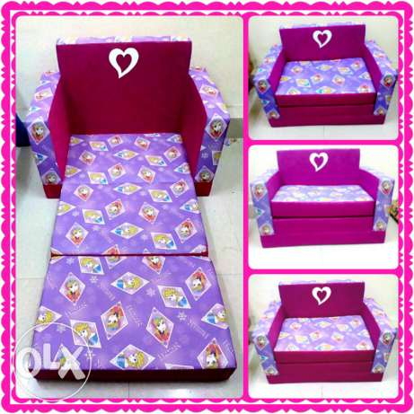 Beautiful Kids Sofa Bed Frozen