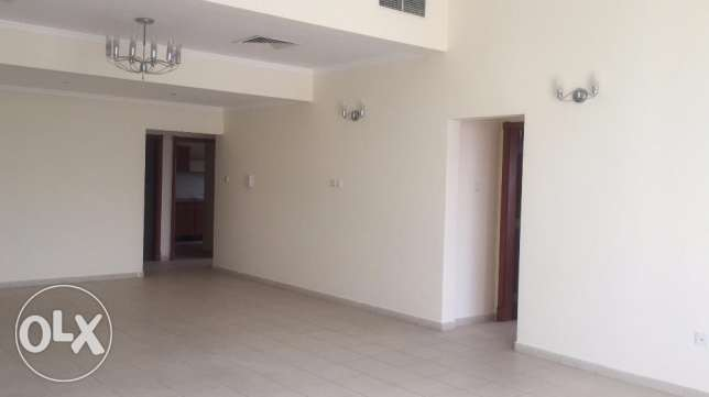 Spacious Two Bedrooms Semi Furnished Apartment in Sanabis